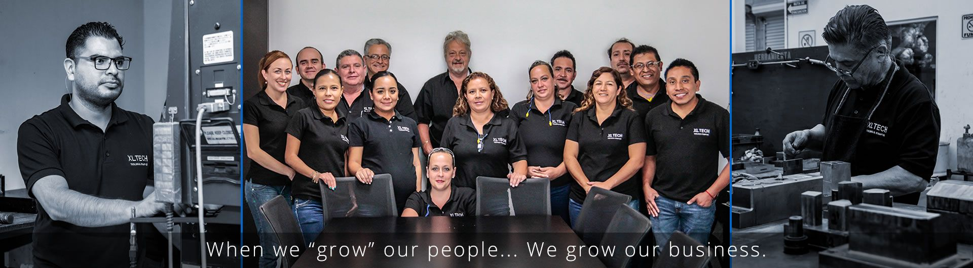 About Us - Grow Your People... Grow Your Business